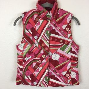 Children's Place Size Large Girl's Graphic Vest